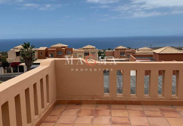 Sunset Villa in Adeje Golf with view